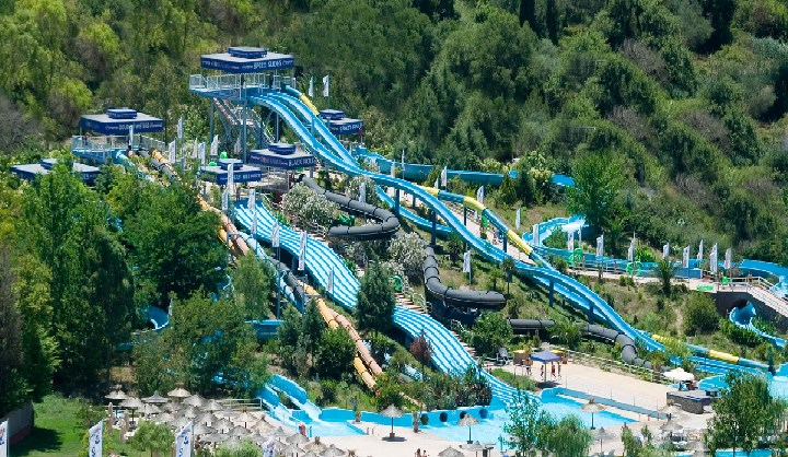 Image result for aqualand corfu