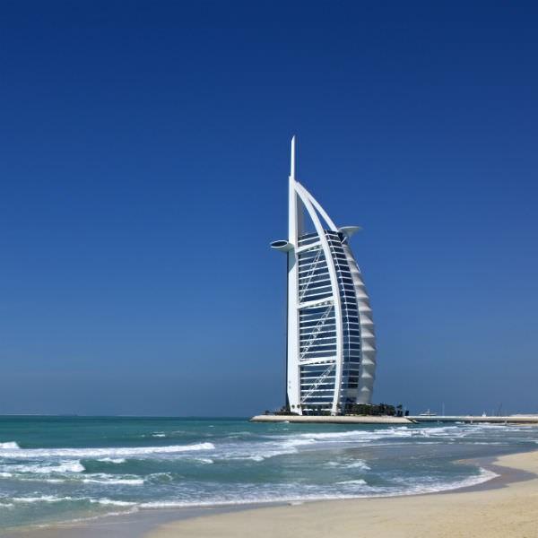 5* Burj Al Arab, Dubai