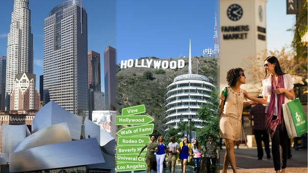 Image result for Hollywood City Tour