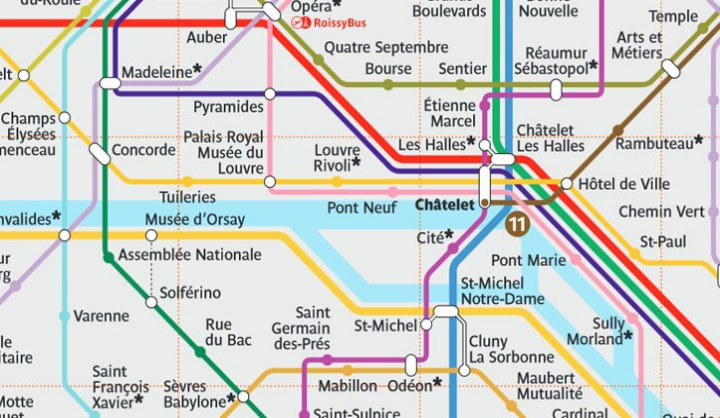 Getting Around in Paris - aparisguide.com
