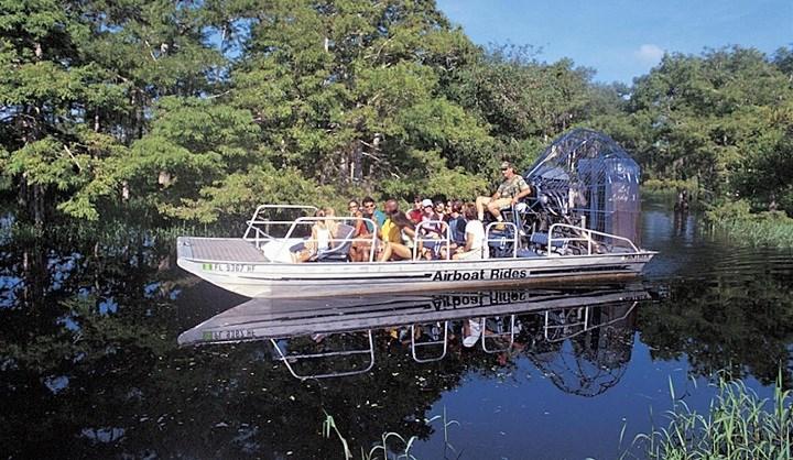 Kennedy Space Center & Airboat Safari, Florida, USA, Travel
