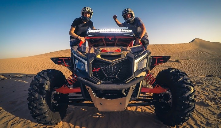 Desert Dune Buggies | Travel Republic